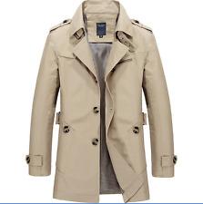 2018 New Men's Slim collar jackets Tops Casual coat Windbreaker outerwear jacket