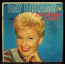 DORIS DAY day dreams LP VG CL-624 6 Eye Mono Vinyl 1955 Record