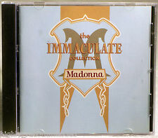 The Immaculate Collection by Madonna (CD, Nov-1990, Sire)