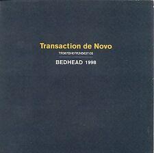 Bedhead - Transaction de Novo LP