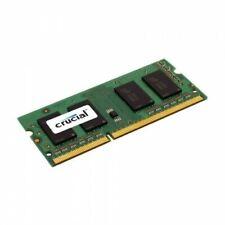 Memoria Ram Laptop DDR3 PC3L 12800S 1600MHz SODIMM de bajo voltaje 2 X GB 4GB 8GB Lote