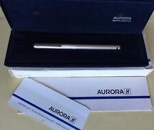 Aurora Fountain Pen  -  Penna Stilografica Aurora  -  H41 Hastil Silver 925