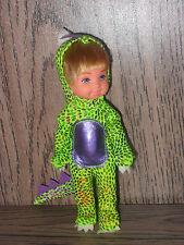 Una Muñeca Tommy Shelly Barbie Mattel E