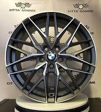 Cerchi in lega BMW X1 X2 X3 X4 SERIE 3 5 2017> SERIE 2 DA 18 NUOVI OFFERTA SUPER