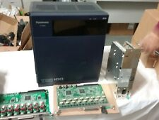 Panasonic Refurbished System KX-TDA100,KX-TDA0108,KX-TDA0180,KX-TDA0172,12KX-T76