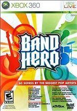 Band Hero featuring Taylor Swift Xbox 360 Box Standard