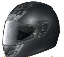 Nolan N-62 Full Face Helmet Mood Flat Black XS 53-54 cm - Made in Italy