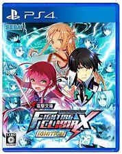 Used PS4 Dengeki Bunko FIGHTING CLIMAX IGNITION  Import Japan
