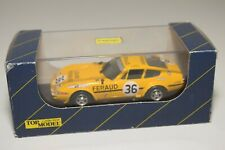 A8 1:43 TOP MODEL TMC008 TMC 008 FERRARI DAYTONA LE MANS LM 72 #36 YELLOW MIB