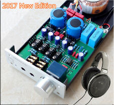 2017 New HiFi Amp TT650 Stereo Headphone Amplifier Reference Lehmann amp Circuit