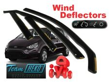 Ford  S-MAX  2006 - 2010  Wind deflectors 4.pc  HEKO  15261