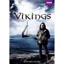 Vikings (Neil Oliver BBC TV Series) Region 4 New DVD