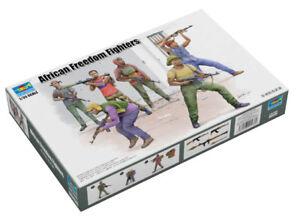 Trumpeter 9360438 Afrikanische Freiheitskämpfer 1:35 Figuren Modellbausatz