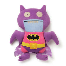 "Ice-Bat Batman Batgirl 11"" (Pink/Purple) DC Comics NEW UGLYDOLL  4040420"