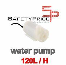 Mini Bomba Sumergible de Agua DC 3V 120L/H Arduino Motor Water Pump SP