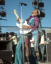 "Jimi Hendrix 10"" x 8"" Photograph no 23"