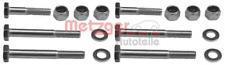 Montagesatz, Lenker für Radaufhängung Vorderachse METZGER 55002048
