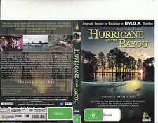 Hurricane On The Bayou-Narrated By Meryl Streep-2006 Imax-Movie-DVD