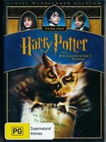 Harry Potter and the Philosopher's Stone Widescreen Edition  DVD R4