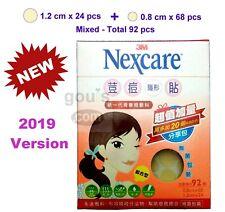 Nexcare ACNE CARE Patches / Stickers - 92 pcs (Combo 0.8cm+1.2cm) - New Version