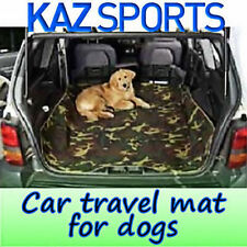 WATERPROOF CAR TRAVEL MAT FOR DOGS
