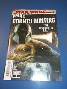Star Wars War of the Bounty Hunters #2 NM Gem