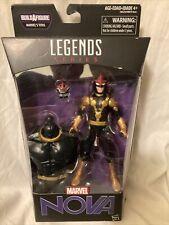 Marvel Legends NOVA WITH BAF