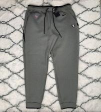 NIKE Raiders Sideline Performance Gray Fleece Pants Mens Sz 2XL *NEW* AR6133-021
