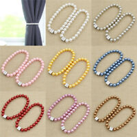 Raffhalter Bunt Beads Modern Magnet Vorhang Holder Curtains Tieback Wohnung Deko