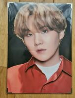 BTS Suga Yoongi Premium Photo Map Of The Soul ON:E (Official)
