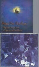 CD--MAX ON THE ROX--RHYTHMIC SONGS FROM A MYSTERIOUS RED HOUSE