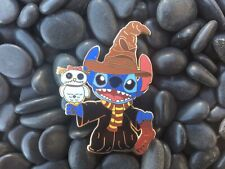 Harry Potter Stitch With Scrump Hedwig Disney Fantasy Pin