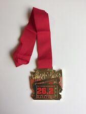 Lot 1 Brand New Us Road Running 26.2 Movie Madness Marathon medal heavy run gift