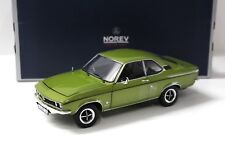 1:18 NOREV OPEL MANTA A COUPE 1970 GREEN NEW in Premium-MODELCARS
