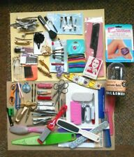 HUGE LOT Personal Care Health Hair Nail Grooming Items New & Used Estate Find