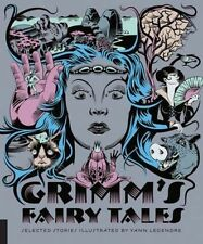 Classics Reimagined, Grimm's Fairy Tales, Very Good Condition Book, Grimm, Wilhe