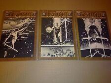 DC Comics Twilight #1 to 3 Complete Squarebound Mini Series