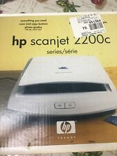 HP Scanjet 2200c Flatbed scanner - A4 - 600 dpi x 1200