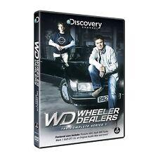 Wheeler Dealers - Series 1 - Complete (DVD-R, 2013, 3-Disc Set)