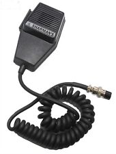 4 PIN COFFIN CB RADIO MICROPHONE CYBERNET WIRED REPLACEMENT MIC