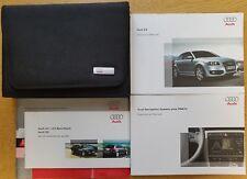 Genuine Audi S3 3 PORTE Manuale Proprietari Manuale 2006–2008 CONF. C-47