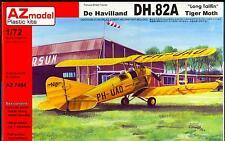 AZ Models 1/72 DE HAVILLAND DH.82A TIGER MOTH WITH LONG TAILFIN