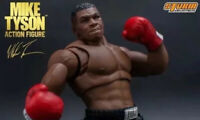 Mike Tyson Action Figure PVC Wrestling Boxing Collection Statue Toys Kid Gift