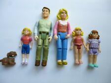 Playskool Dollhouse Hasbro Family People Figures