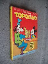 TOPOLINO # 1058 - 07 MARZO 1976 - CON INSERTO CEDOLA- WALT DISNEY - MONDADORI