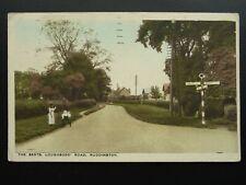 More details for nottinghamshire ruddington loughborough rd the seats c1920s postcard mrs hooper