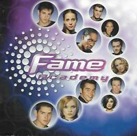 Fame Academy - Various Artists (2005 CD Album)