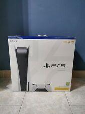 Sony PlayStation 5 PS5 Nero, Bianco 825 GB Wi-Fi NUOVO 01/03/2021 In garanzia