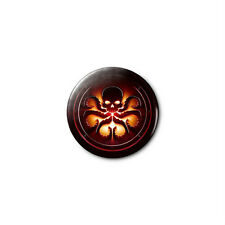 Hydra (Agents of S.H.I.E.L.D.) 1.25in Pins Buttons Badge *BUY 2, GET 1 FREE*