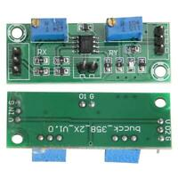 2Pcs LM358 3.5-24V Weak Signal Voltage Amplifier Power Signal Collector Board